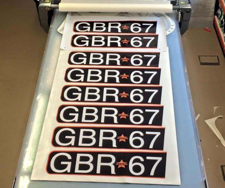 Racing Sail Numbers