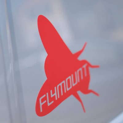 Flymount 'Fly Logo'