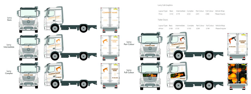 lorrygraphics