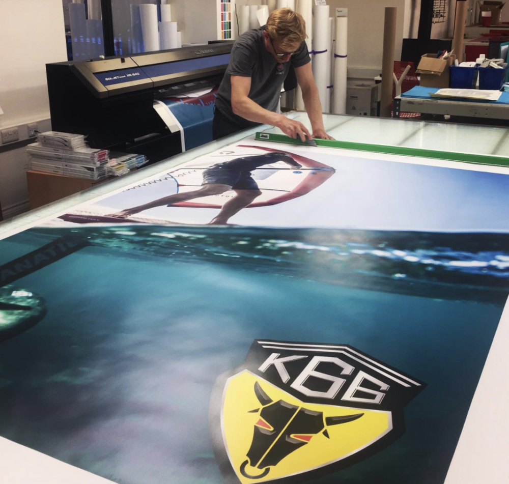 custom printed pvc banner with eyelets