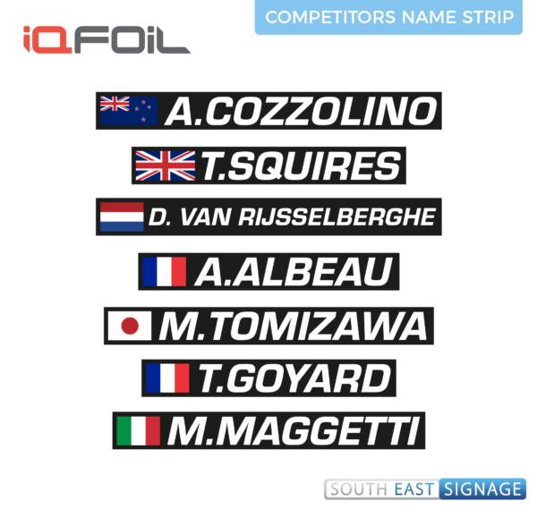 iqfoilcompetitorsnamestrip