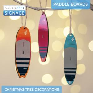 paddleboardchristmastreedecorations