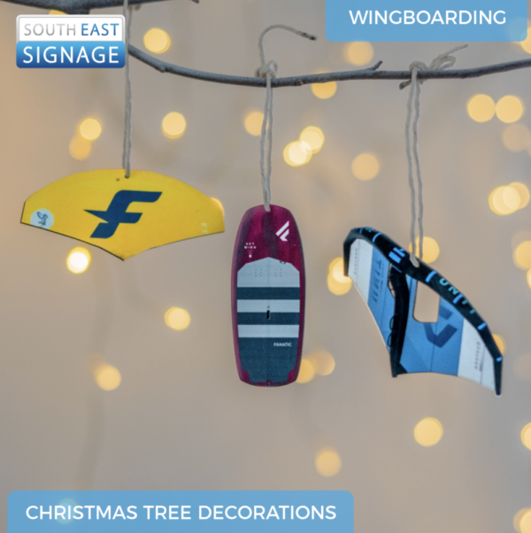 WINGBOARDCHRISTMASTREEDECORATIONS