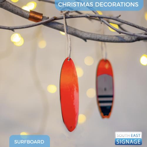 customsurfboarfxmastreedecoration